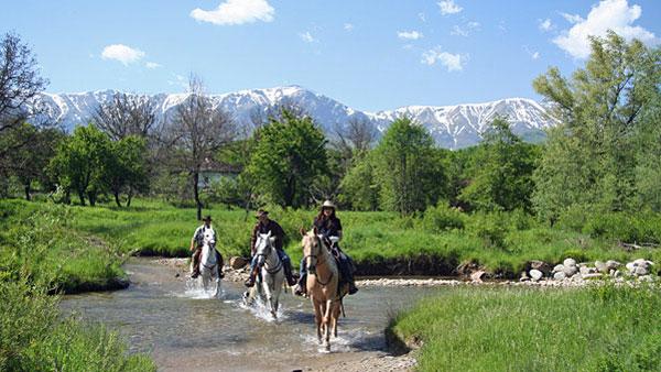 Bulgarien, Balkanbergen