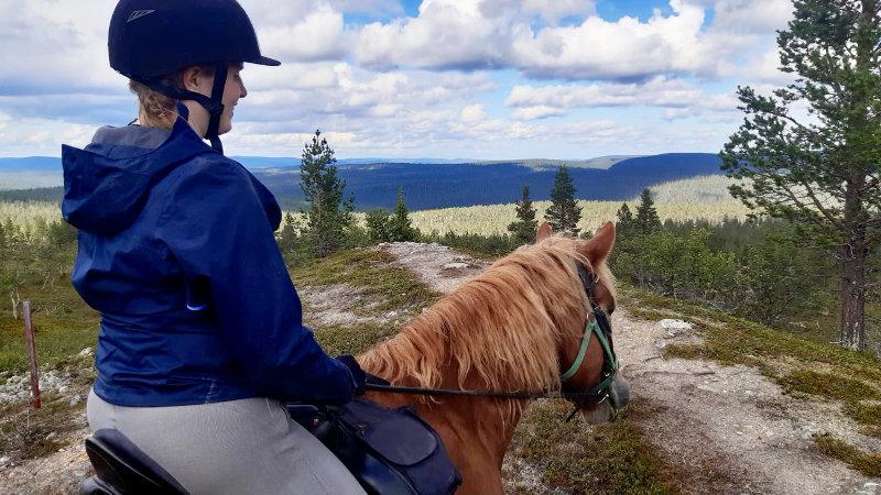 Finland, Norra Lappland - Arktisk guldgrävarritt