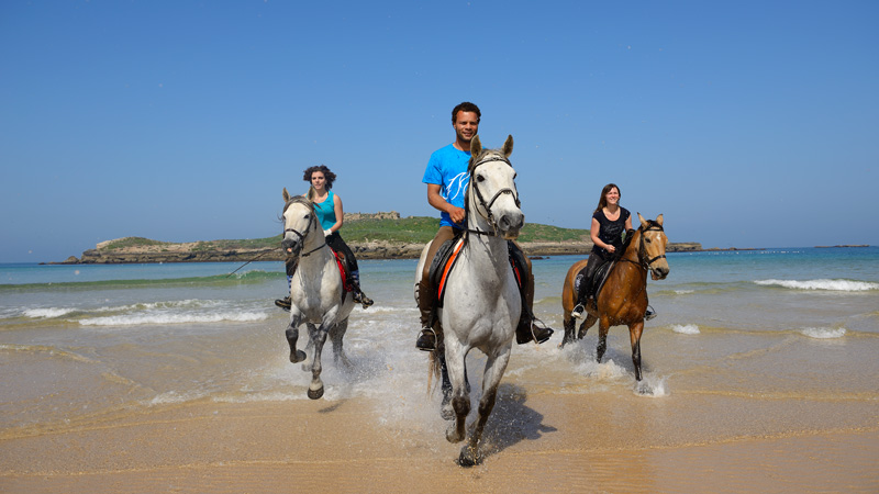 Portugal, Alentejo - Atlantkusten långritt