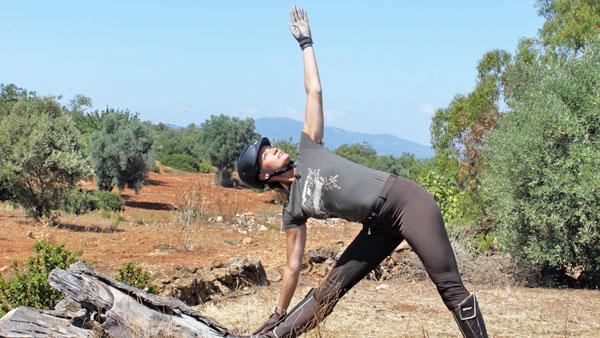 Portugal, Alentejo - Dressyr och yoga med Pia Wallberg