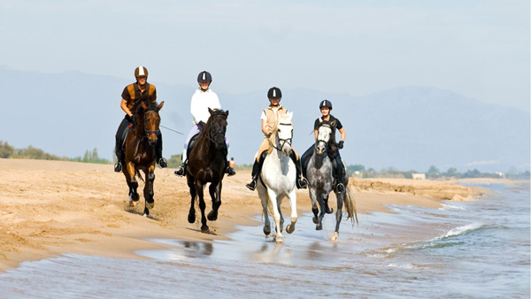 Spanien, Katalonien - Långweekend 2 beaches