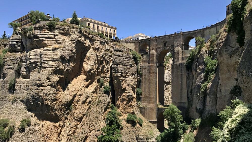 Spanien, Costa de la Luz - Från Gibraltar till Ronda