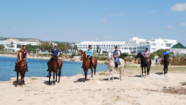 Tunisien, Hammamet